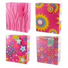 Girl Power 4 Asstd (25998) Medium Gift Bag 1