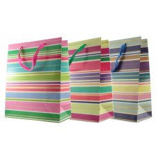 Stripes Foil 3 Asstd Colours Large 260x330x120 1