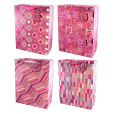 Stylish Pink 4 Asstd (22485) Large 260x330x120 1
