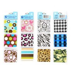 Gift Cards with Envelopes 12 Assorted Designs P6