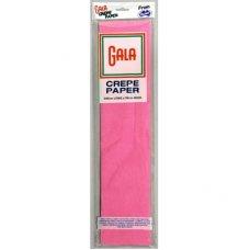 Bright Pink Gala Crepe Paper P1