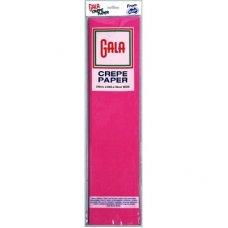 Cerise Gala Crepe Paper P1
