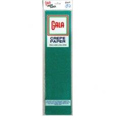 Jade / Teal Gala Crepe Paper P1