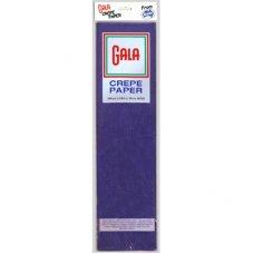 National Blue Gala Crepe Paper P1