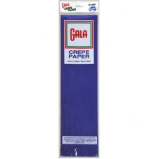 French Blue Gala Crepe Paper P1