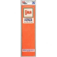 Orange Gala Crepe Paper P1