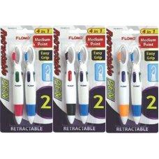 4-Colour Ball Pens P2