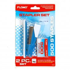 Stapler & Staples 2 pcs