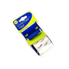 Clear Packing Tape 48mmx20m with dispenser P1