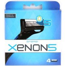 Croma Xenon 5 Blade Mens Refills Box 4