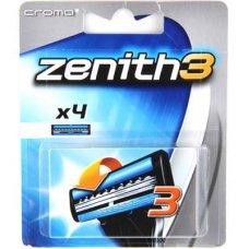 Croma Zenith 3 Blade Mens Refills Box 4