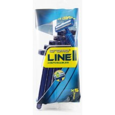 Croma Line 2 Blade Mens Disposable Razors P5