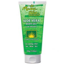 Marine Blue After Sun Body Gel w/Aloe Vera 200g Tube