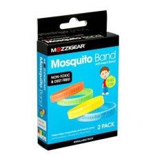Mozzigear Mosquito Bands Kids 2pk