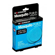 Mozzigear Mosquito Patches P10 1pk