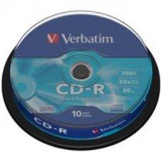700MB CD-R 52x P10