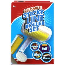 Sticky Lint Roller Reusable P3