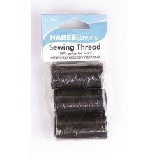 Thread 500m Black P3