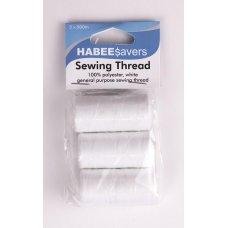 Thread 500m White P3