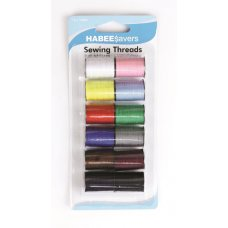 Thread Assorted Colours P12