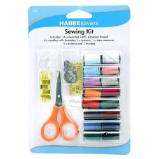 Sewing Kit 28pieces including 16 spools of thread Kit