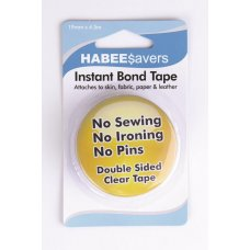 Tape Instand Bond 19mmx4.5m White P1