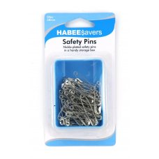 Safety Pins 38mm Box50