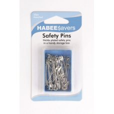 Safety Pins Assorted P30