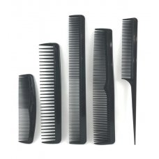 Combs Assorted Styles Black P5