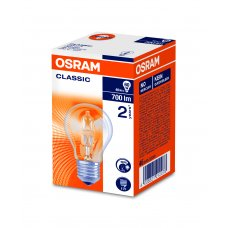 Osram Halogen Edison Screw Clear 46w Box 20