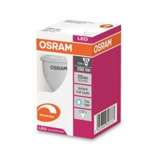 Osram LED Down Light GU10 Day Light 240v 3.3w Box 10