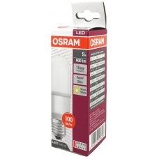 Osram LED STICK Edison Screw Warm White 9w 900Lm Box 10