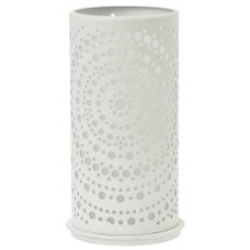 Candle Holder Metal 140x75mm