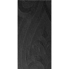 Napkin Superior Lily 48cm Black GT 1/8 Fold Ctn240