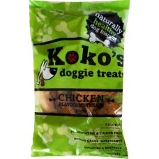 Koko's Doggie Treats Chicken Flavour 300g