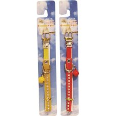 Cat Collar with Bell Pk