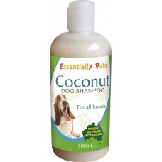 Dog Shampoo Coconut 500ml