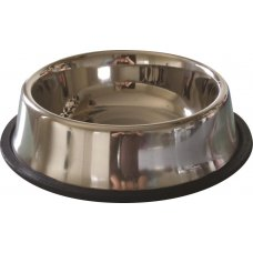 Dog Bowl Stainless Steel 64oz Pk1