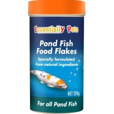 Pond Fish Food Flakes 200g