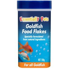 Goldfish Food Flakes 100g Tub
