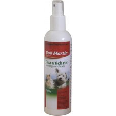 Bob Martin Flea & Tick Spray for Cats & Dogs 250ml