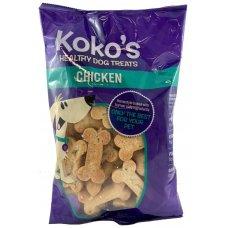 Koko Dog Treats Chicken 300g Box 9