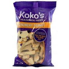 Koko Dog Treats Crunchy Peanut 300g Box 9