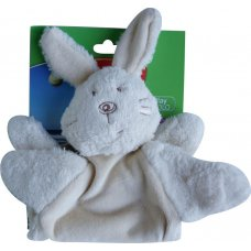 Toy White Rabbit Plush Pk
