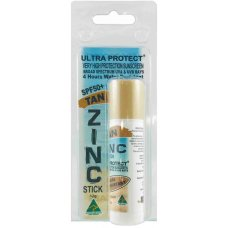Ultra Protect Tan Zinc Stick 12g SPF30 4Hr 6Pk