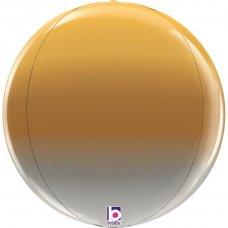 Globe 4D Metallic Ombre 15