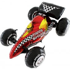 3' Super Dimensional 3D Sports Car (36