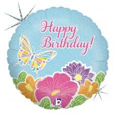Pastel Butterfly Birthday 18