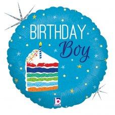 Birthday Cake Boy 18