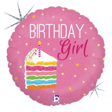 Birthday Cake Girl 18